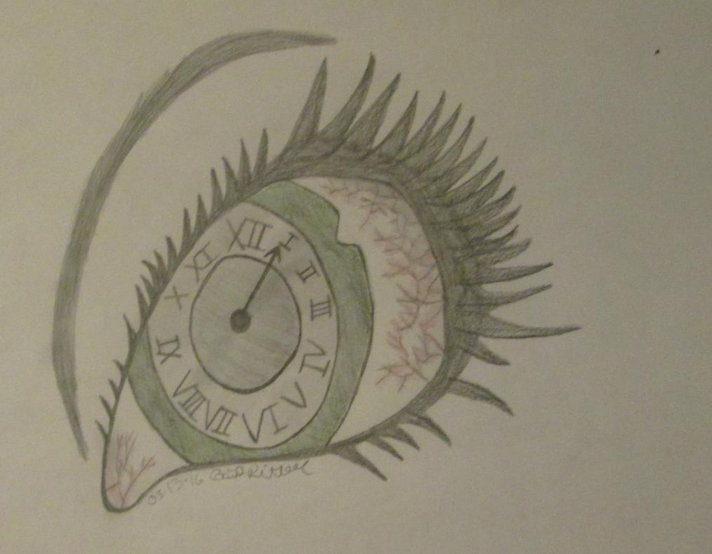 Time of Eye by WhiteBleedingFox