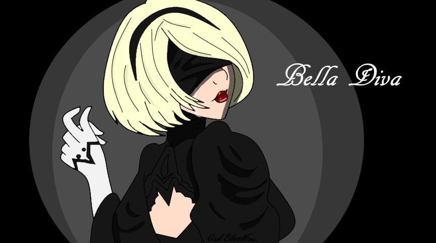 Bella Diva by WhiteBleedingFox