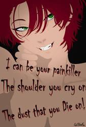 Painkiller by WhiteBleedingFox