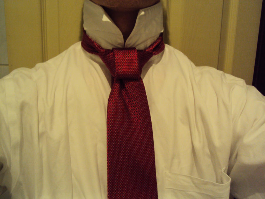 Arksey Tie Knot Variation by Sharksey