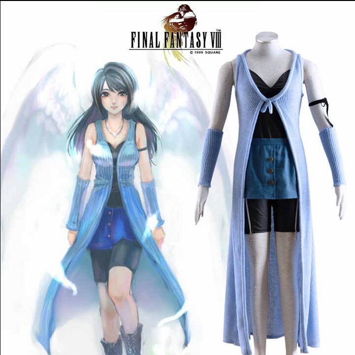 Final fantasy rinoa cosplay