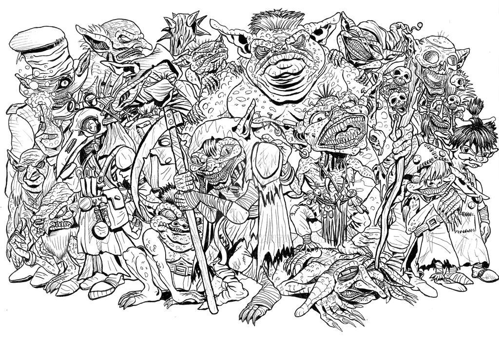 Goblins by IngDamnit
