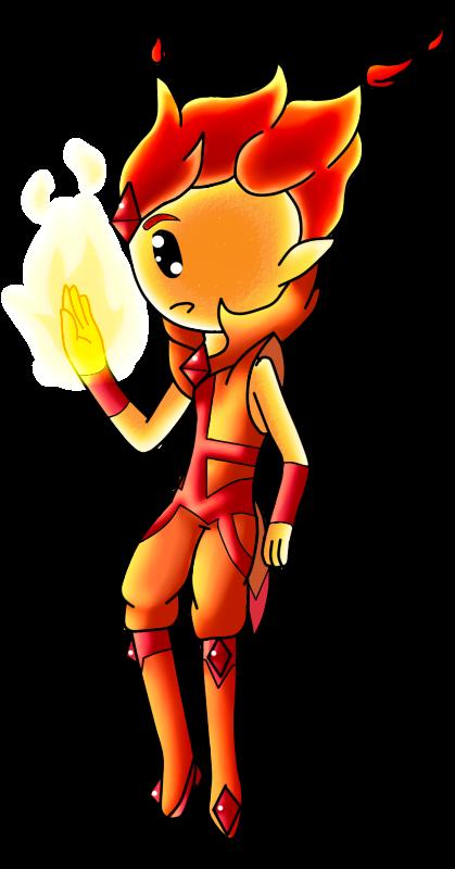 Flame Prince  by RebekatheWolf74
