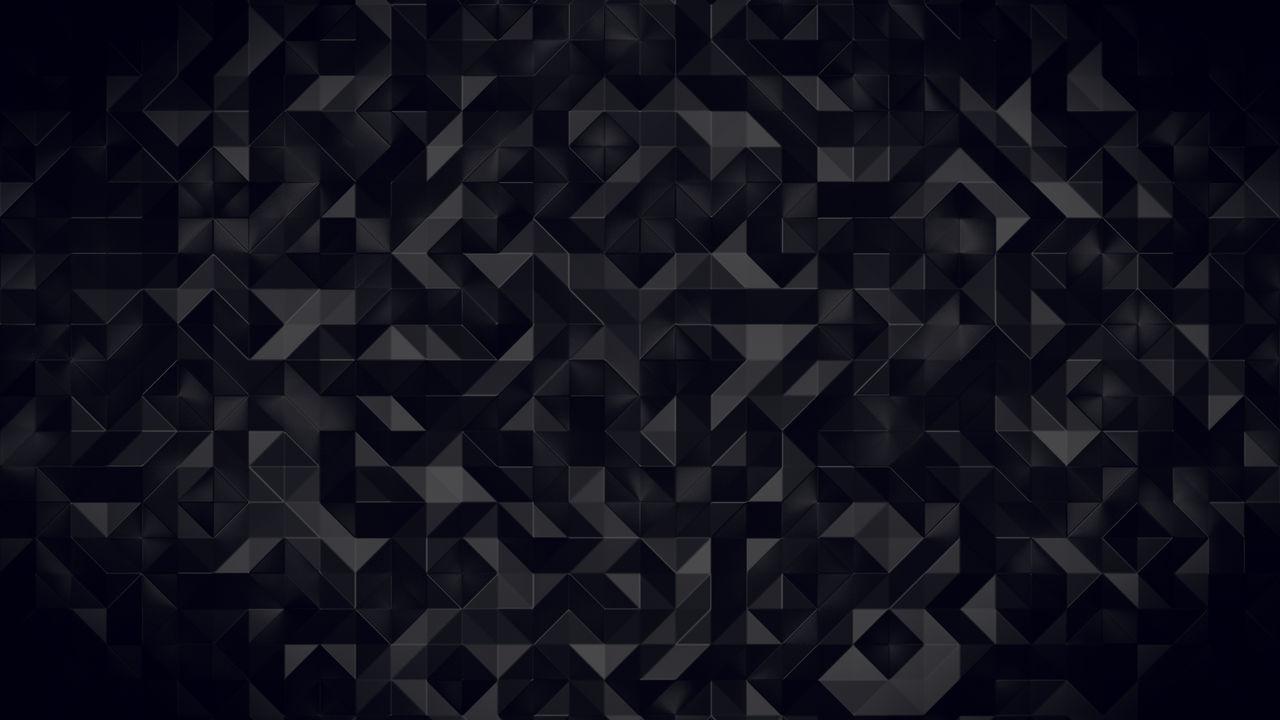 triangulations -4K wallpaper-