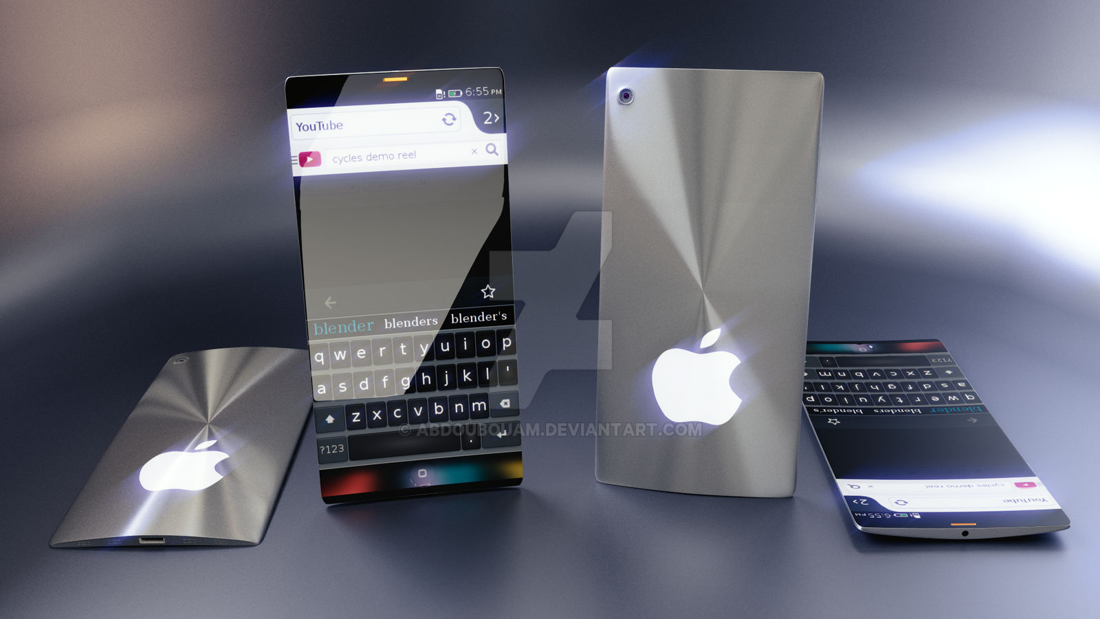 iPhone 7 concept entry
