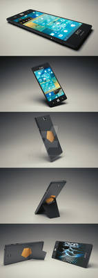 Upcoming phone by Nurve Technologies