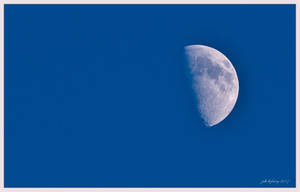 blue moon by photofairy
