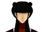 The Legend Of Aang: Mai portrait