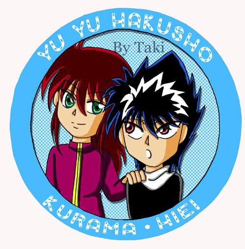 yuyu hakusho pin series no 6 by buseiohtaki