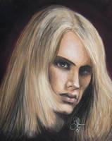 Marius the Vampire by iLoverly