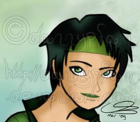 Jade by dannypfan by bgeclub