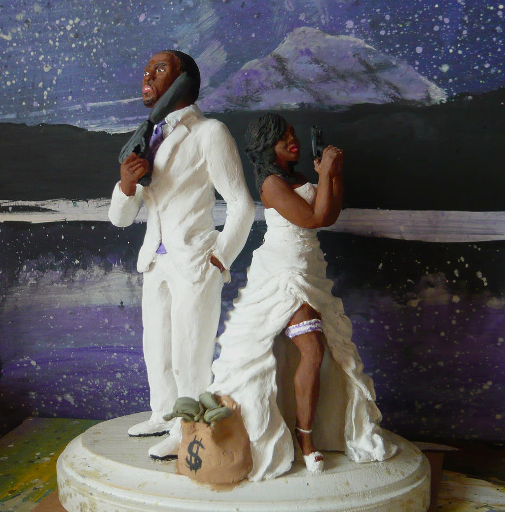 Simple Cake Toppers For Weddings