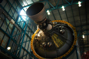 Saturn V by soma