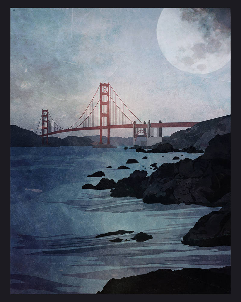 Come Back from San Francisco by soma