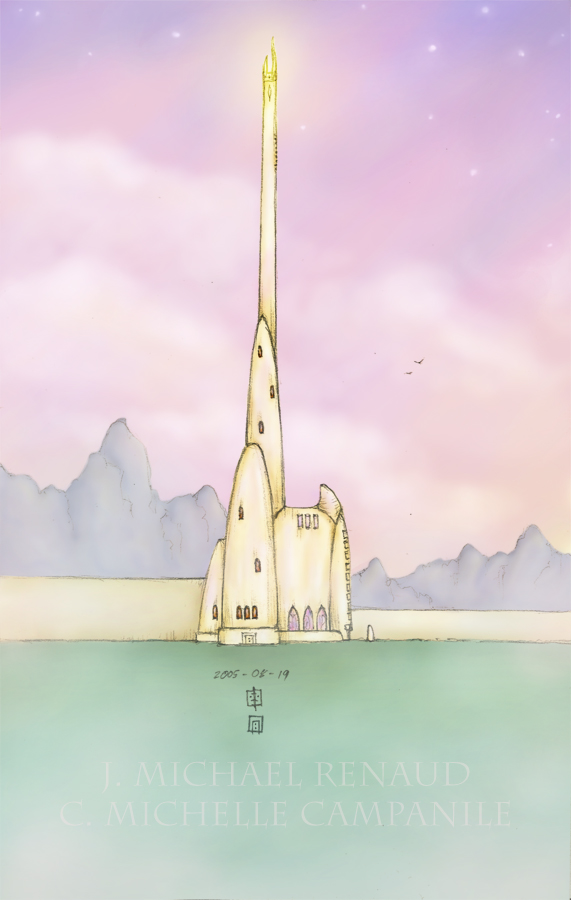 The Ivory Tower by soma
