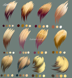 Blond Hair Colors