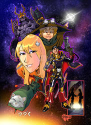 Captain Harlock ?