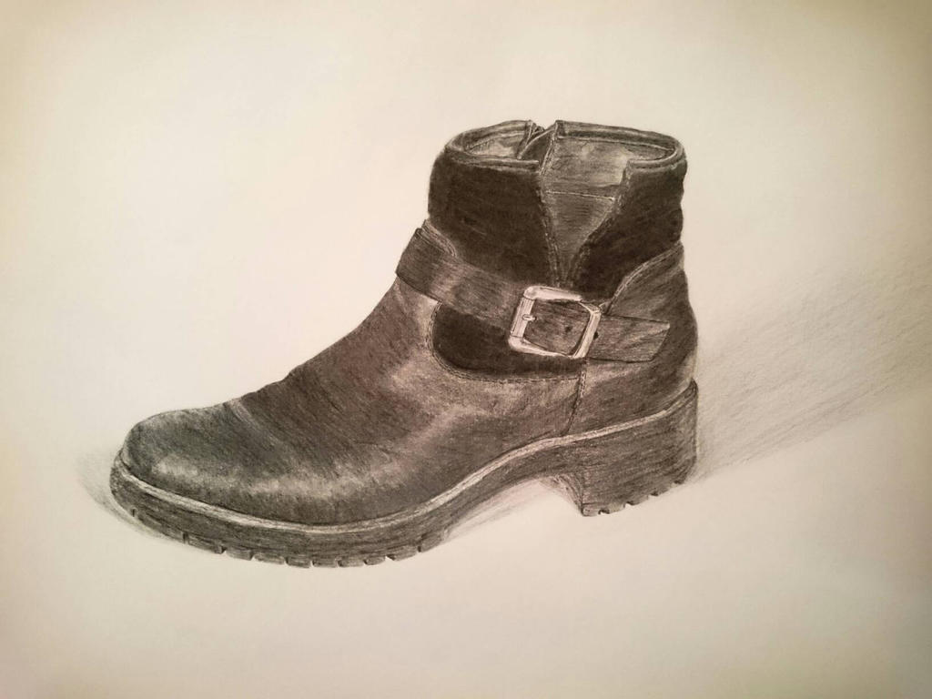 Boot by tazzmanien