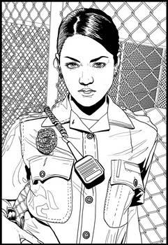 Tina Hanlon - The Shield