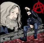 Alan Moore and the Anarchist Youth - Quick Colors