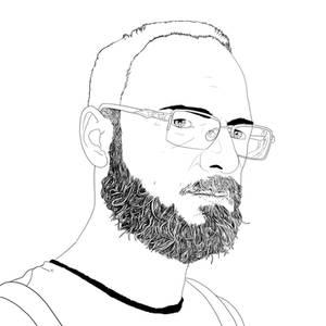 [wip] self-portrait