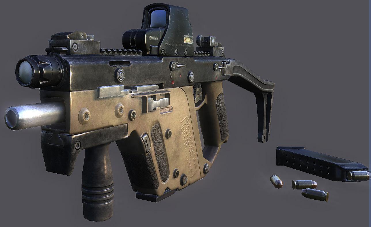 скрин от игры поинт бланк оружие крис