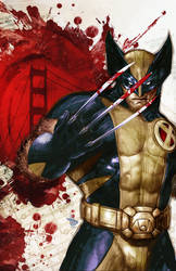Wolverine Manifest Destiny 01 by Dave-Wilkins