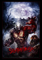 SPLATTERHOUSE SDCON poster