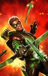 Green Arrow...