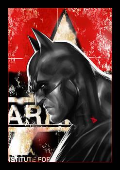 Batman Arkham City...