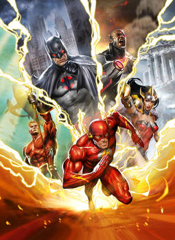 JLA: Flashpoint Paradox