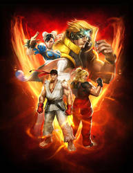 Street Fighter V Strategy Guide