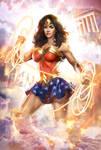 Wonder Woman 4 wondercon!!!