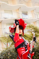 Guilty Gear: One by anthenii-san