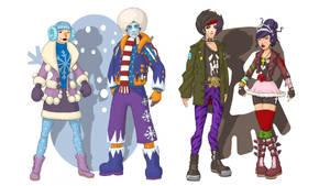Costume Ideas by mattbag