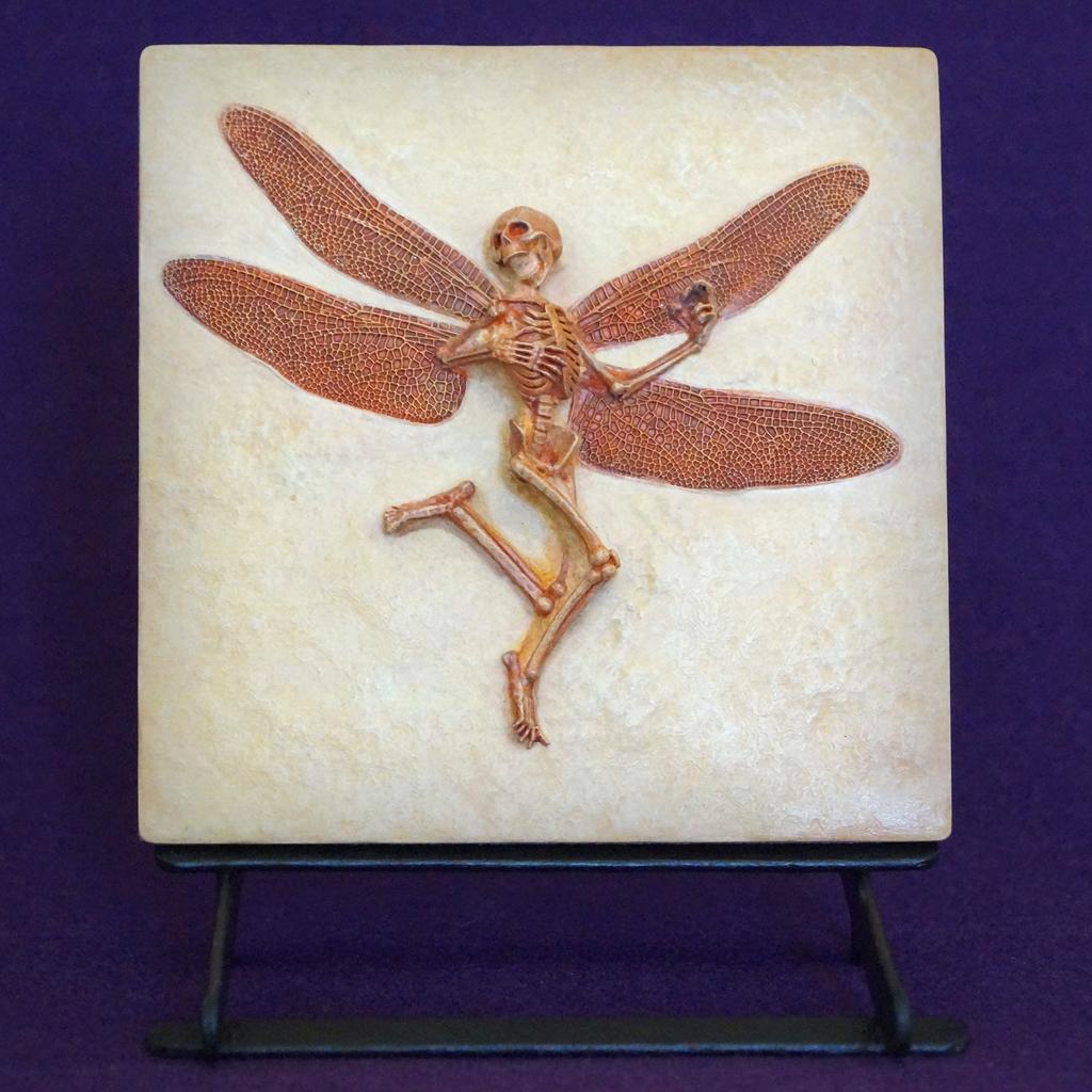 Nympha Choris- Dancing Fairy Fossil by mattbag
