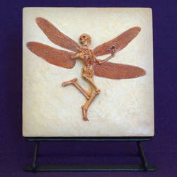 Nympha Choris- Dancing Fairy Fossil
