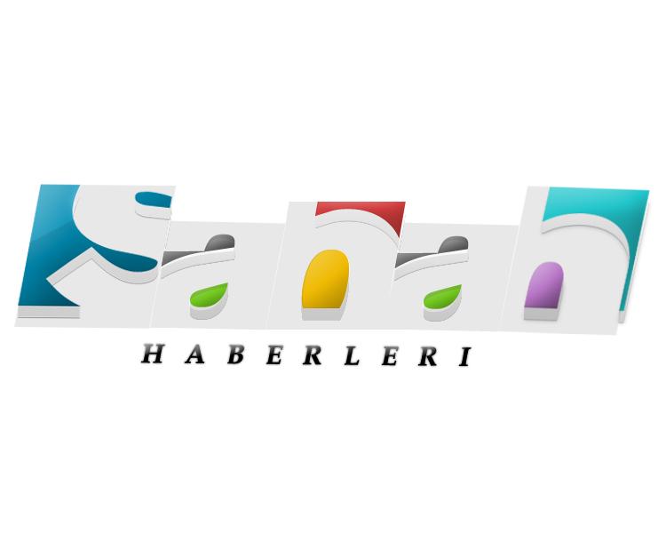 Bir başka 3d logo Sabah Haberleri