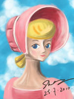 Toy Story - Bo Peep by waterysilver