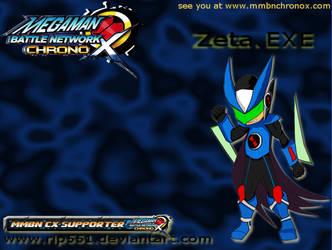 Chibi Zeta Wallpaper by Rip551