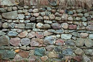 stone foundation stock by fahrmboy-stock