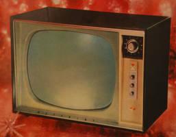 retro TV stock