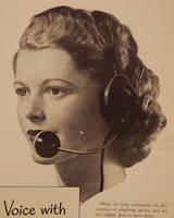 phone operator stock by fahrmboy-stock