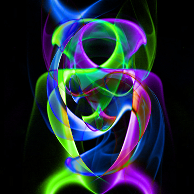 The gallery for --> Colorful Smoke Heart Wallpaper