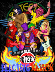 The Electric Mayhem by madcarrot