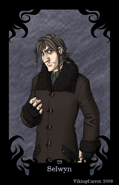 Death Eater Card no.29