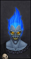Hades by madcarrot