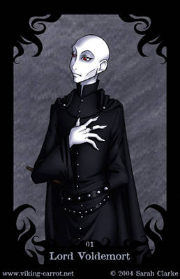 Death Eater Card no.1
