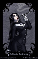 Death Eater Card no.3 by madcarrot
