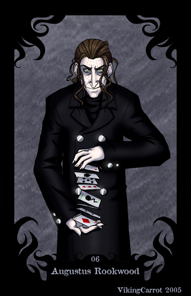 Death Eater Card no.6